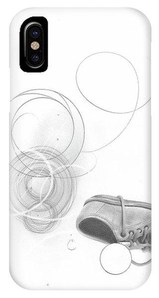 Ground Work No. 4 IPhone Case