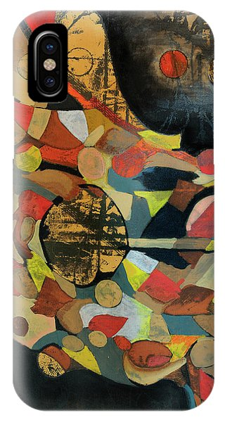Grounded In Art IPhone Case