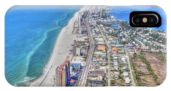 Gulf Shores 7124 IPhone Case