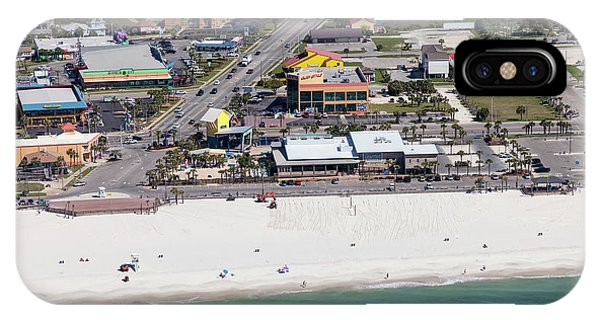 Gulf Shores Beach 7139 IPhone Case