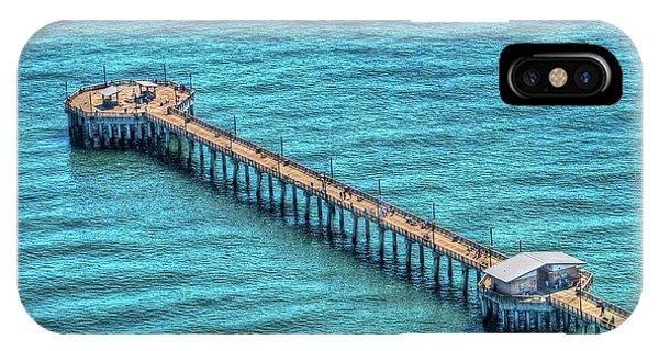 Gulf State Park Pier IPhone Case