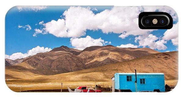 Cart iPhone Case - Gypsy Caravan Belongs The Family Of by Radiokafka