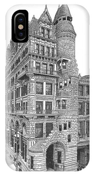 Hale Building IPhone Case