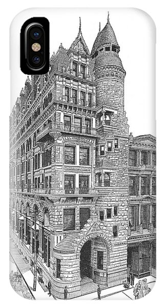 Hale Building IPhone Case