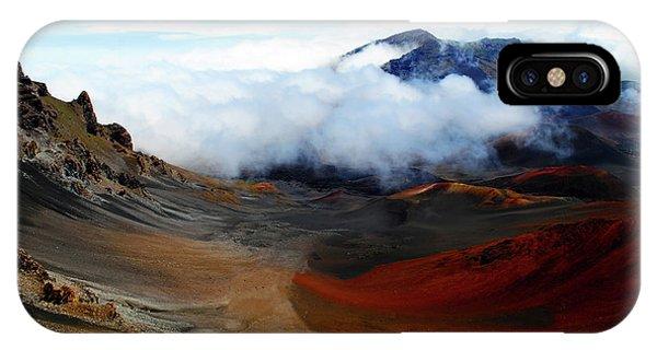 Haleakala Crater IPhone Case