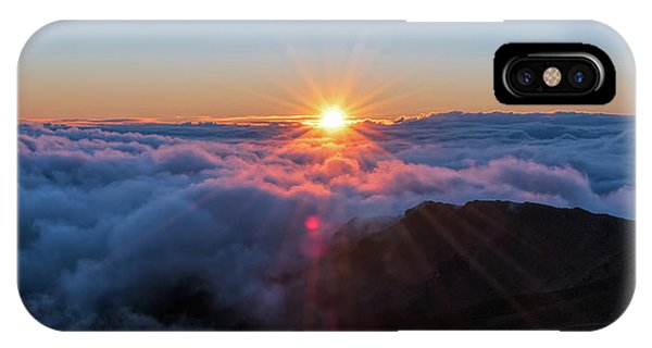 Haleakala First Light  IPhone Case