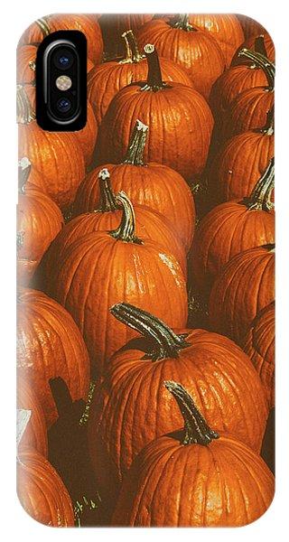 Halloween Harvest - 2 IPhone Case