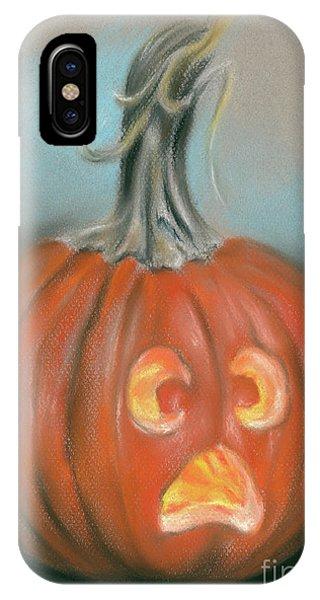 Halloween Jack O Lantern Pumpkin IPhone Case