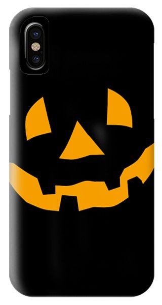 Halloween Pumpkin Tee Shirt IPhone Case