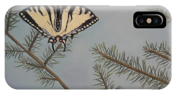 Hanging On To Summer IPhone Case