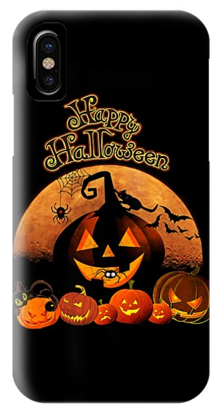 Happy Halloween IPhone Case
