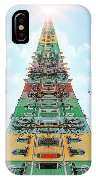 Happy House Dreams IPhone Case