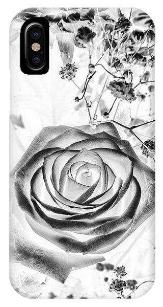 Botanical Garden iPhone Case - Harmonics Inverted by Jorgo Photography - Wall Art Gallery