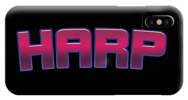 Harp iPhone Case - Harp #harp by TintoDesigns