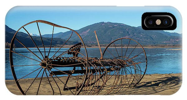 Harrison Lake Near Agassiz IPhone Case