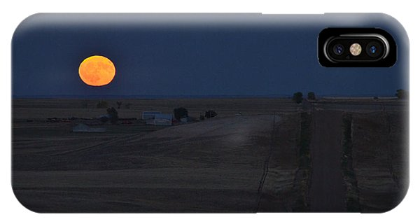 Harvest Moon 2 IPhone Case
