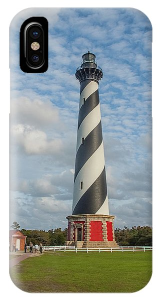 Hatteras Lighthouse IPhone Case