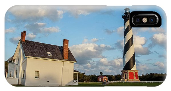 Hatteras Lighthouse No. 2 IPhone Case