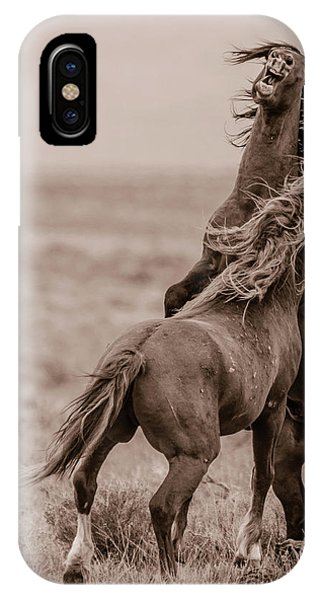 He Means It IPhone Case