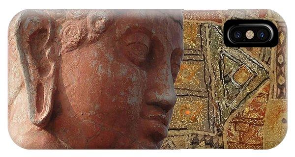 Head Of Buddha,  IPhone Case