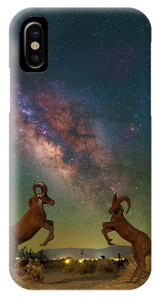 Head To Head With The Galaxy IPhone Case