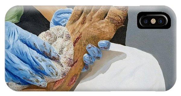 Healing Hands IPhone Case