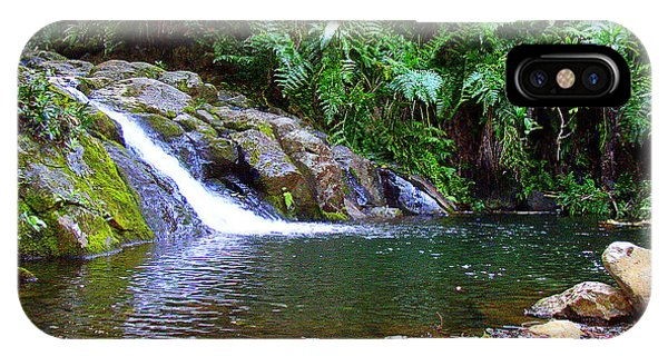 Healing Pool - Maui Hawaii IPhone Case