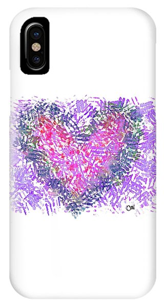 Heart 1007 IPhone Case