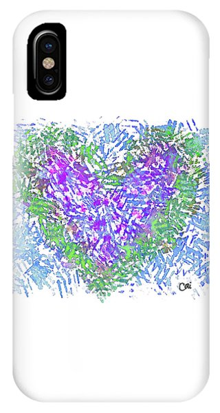 Heart 1008 IPhone Case