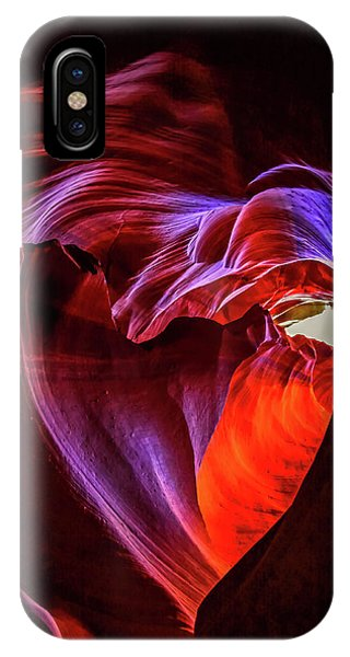 Heart Of Antelope Canyon IPhone Case