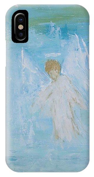 Heavenly Angel Child IPhone Case