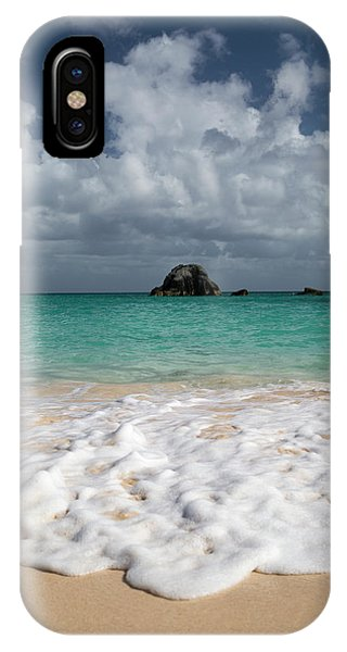 Carribbean iPhone Case - Heavenly Day Get Away Bermuda by Betsy Knapp