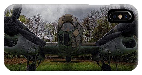 Heinkel He111 H16 IPhone Case