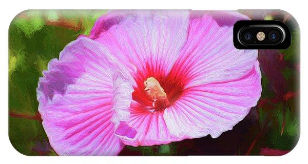 Hibiscus 81519 IPhone Case