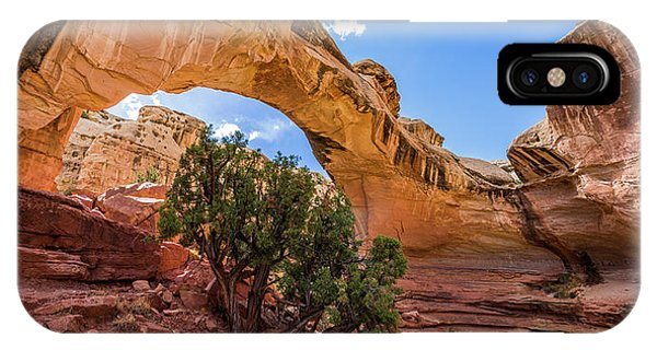 Hickman Natural Bridge IPhone Case