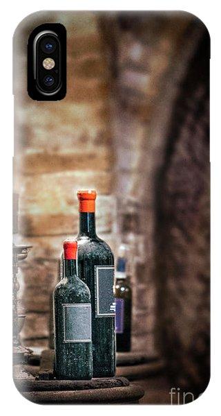 Vino iPhone Case - Hidden Treasures by Evelina Kremsdorf