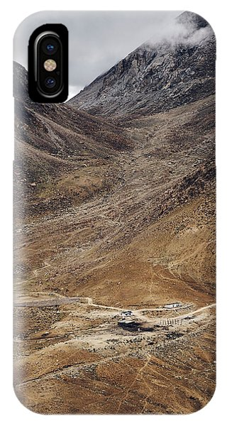 Himalayan Outpost IPhone Case