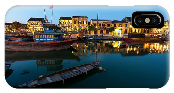 Travel Destination iPhone Case - Hoi An Ancient Town, Vietnam by Banana Republic Images