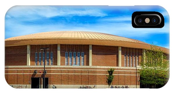 Purdue Boilermakers iPhone Case - Home Of The Boilermakers - Mackey Arena, Purdue Universiity by Mountain Dreams