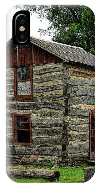 IPhone Case featuring the photograph Home On The Range by Jon Burch Photography