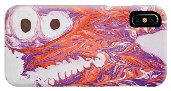 Horace On The Night Shift  IPhone Case