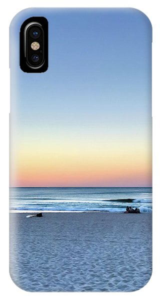 Horizon Over Water IPhone Case