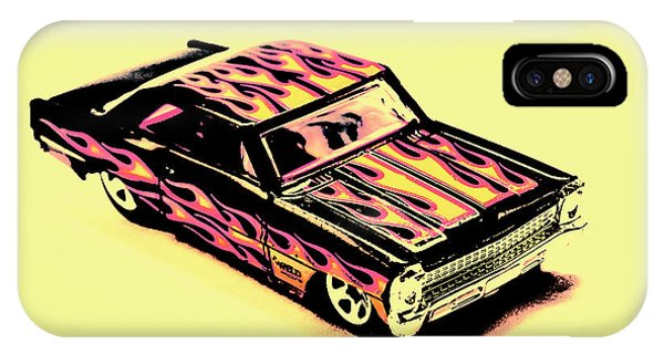 iPhone Case - Hot Wheels by Jorgo Photography - Wall Art Gallery