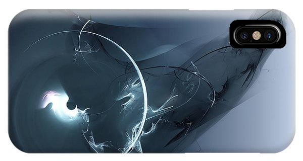 IPhone Case featuring the digital art How Would You Feel by Jeff Iverson