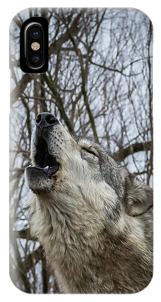 Howlin IPhone Case