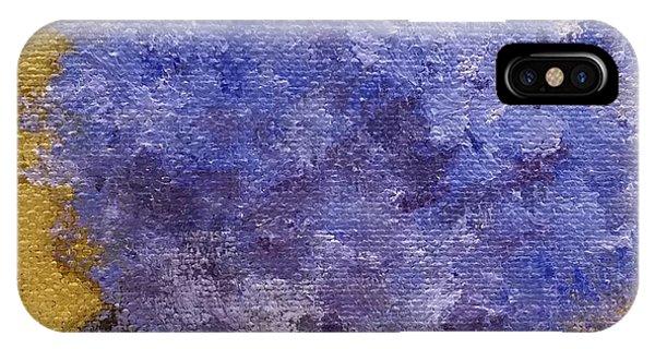 Hydrangea II IPhone Case