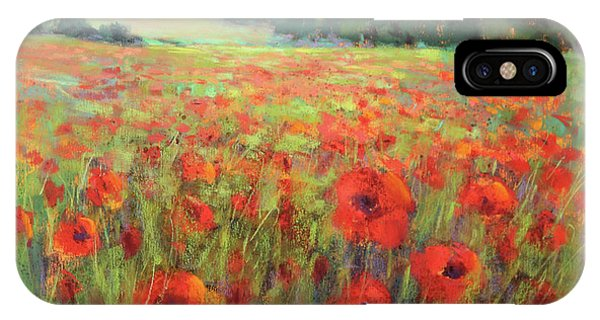 I Dream Of Poppies IPhone Case
