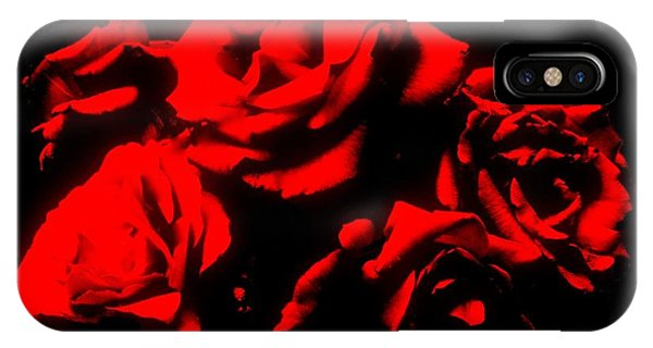 IPhone Case featuring the photograph I Will Always Love You by VIVA Anderson