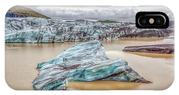 Iceberg Of Iceland IPhone Case