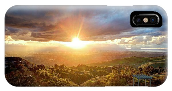 IPhone Case featuring the photograph I'm Flyin', I'm Flyin' High Like A Bird by Quality HDR Photography